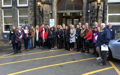 Ilkley Good Neighbours Christmas event sees over 100 parcels delivered to the elderly