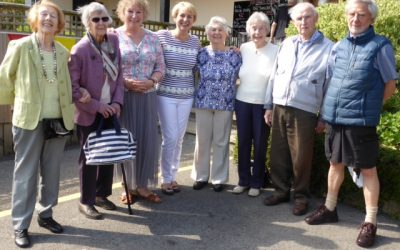 Over Sixty Local Residents Benefit From Ilkley Good Neighbours Summer Excursions
