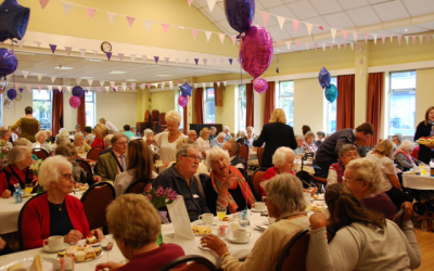 Over 90s Party – A Huge Success